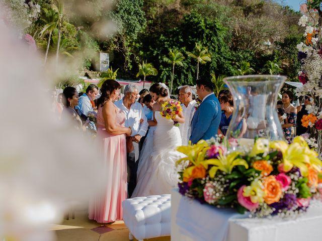 La boda de Irving y Fabiola en Acapulco, Guerrero 21