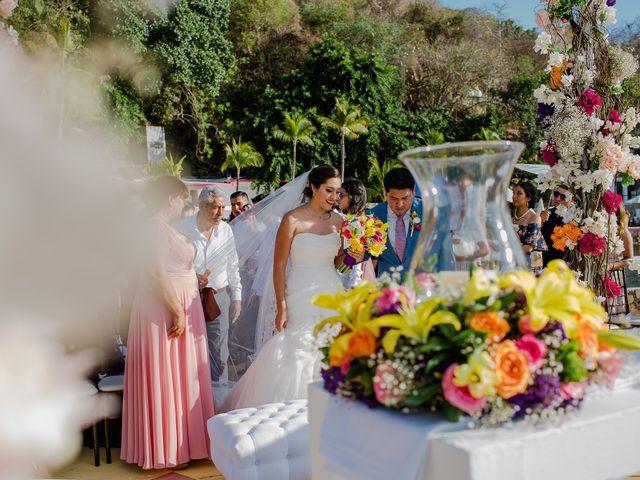 La boda de Irving y Fabiola en Acapulco, Guerrero 22