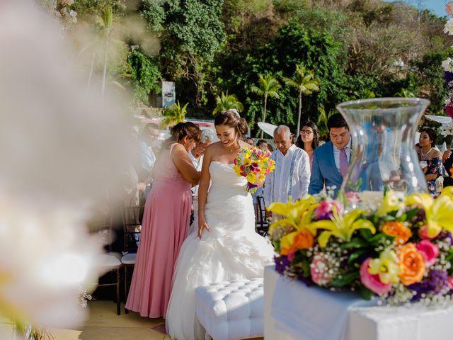 La boda de Irving y Fabiola en Acapulco, Guerrero 23