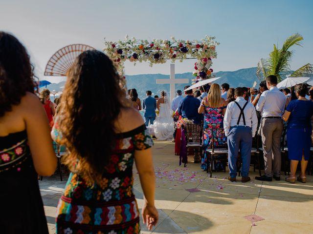 La boda de Irving y Fabiola en Acapulco, Guerrero 24