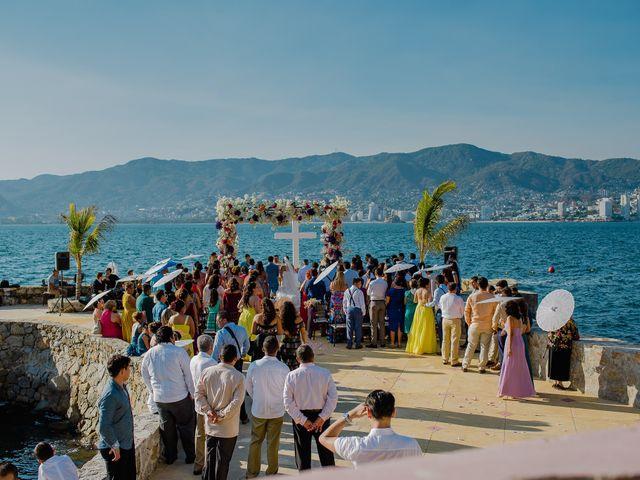 La boda de Irving y Fabiola en Acapulco, Guerrero 25