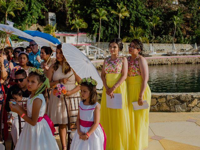 La boda de Irving y Fabiola en Acapulco, Guerrero 28