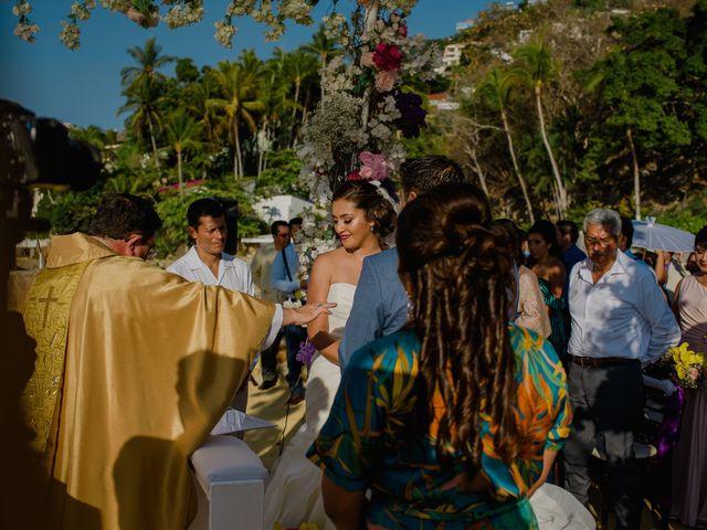 La boda de Irving y Fabiola en Acapulco, Guerrero 30