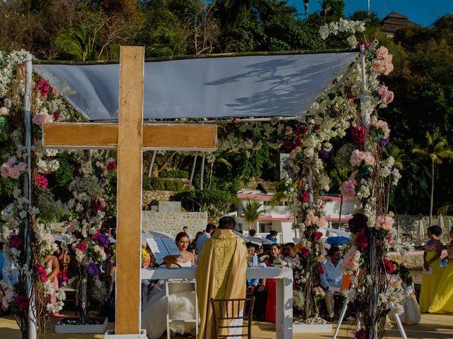 La boda de Irving y Fabiola en Acapulco, Guerrero 32