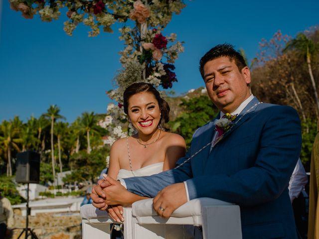 La boda de Irving y Fabiola en Acapulco, Guerrero 33