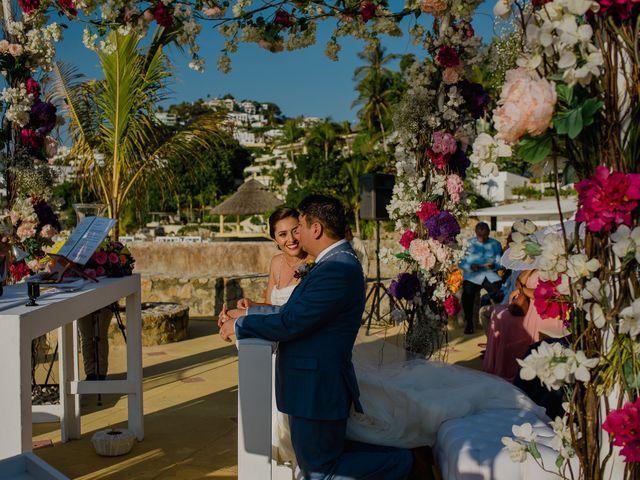 La boda de Irving y Fabiola en Acapulco, Guerrero 34