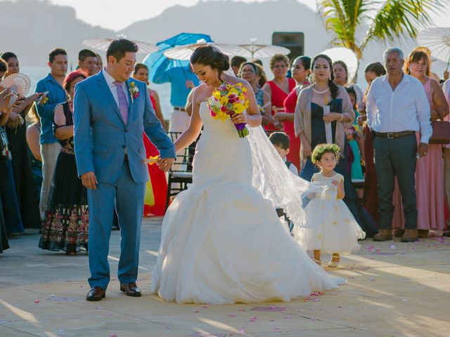La boda de Irving y Fabiola en Acapulco, Guerrero 36
