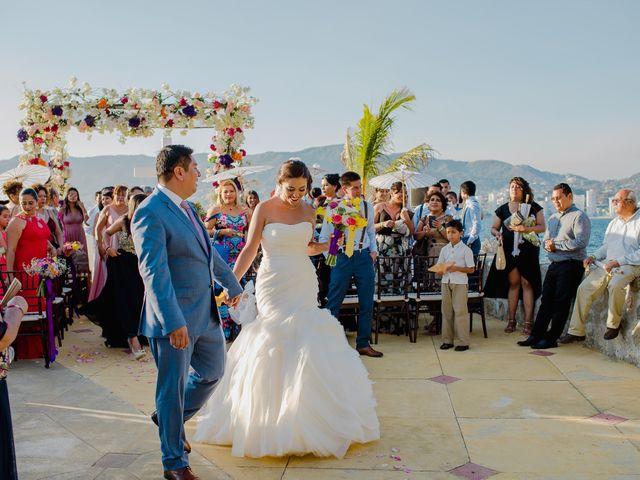 La boda de Irving y Fabiola en Acapulco, Guerrero 39