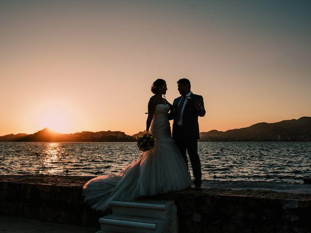 La boda de Irving y Fabiola en Acapulco, Guerrero 2