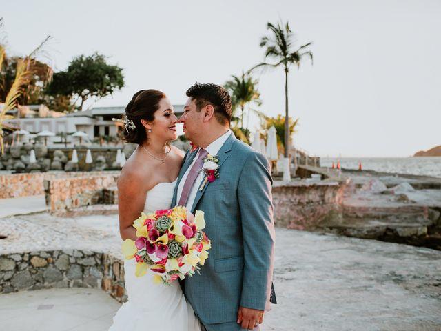 La boda de Irving y Fabiola en Acapulco, Guerrero 43