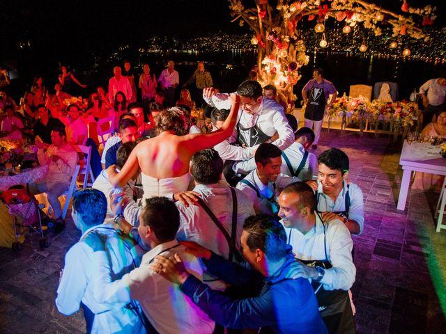 La boda de Irving y Fabiola en Acapulco, Guerrero 61