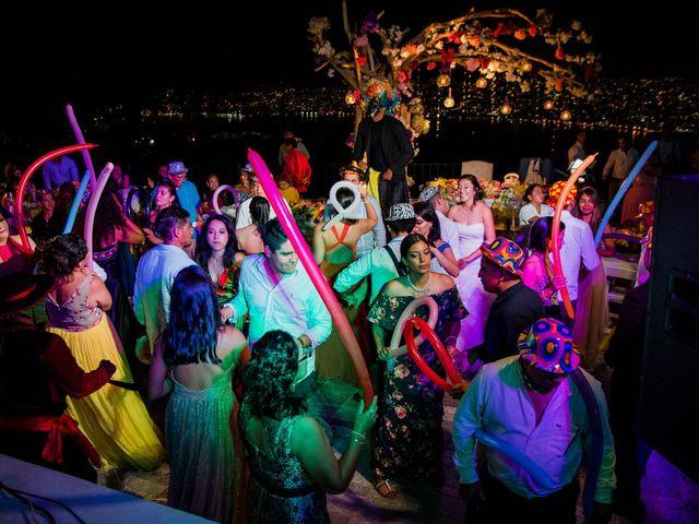 La boda de Irving y Fabiola en Acapulco, Guerrero 64