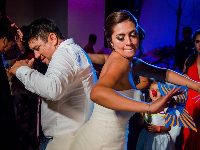 La boda de Irving y Fabiola en Acapulco, Guerrero 73