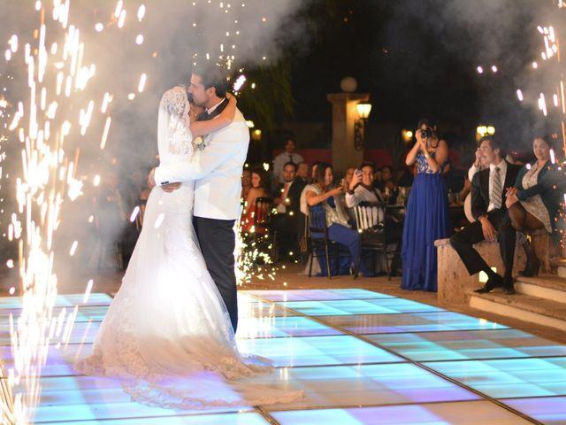 La boda de Aldo y Cantal