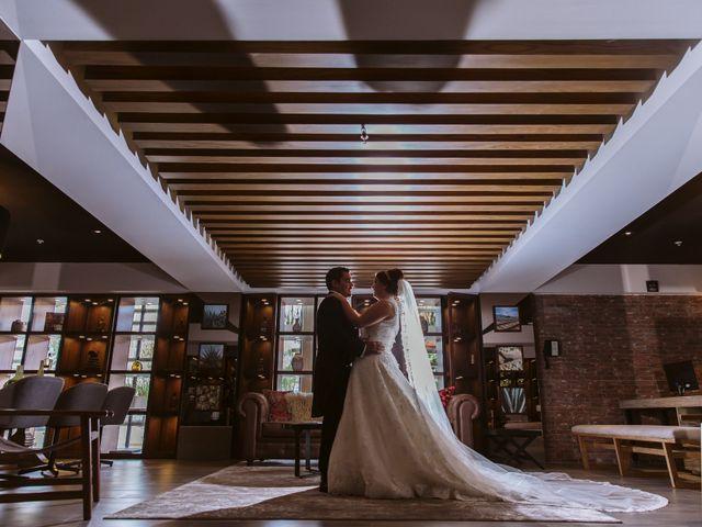 La boda de Brenda y Waldemar