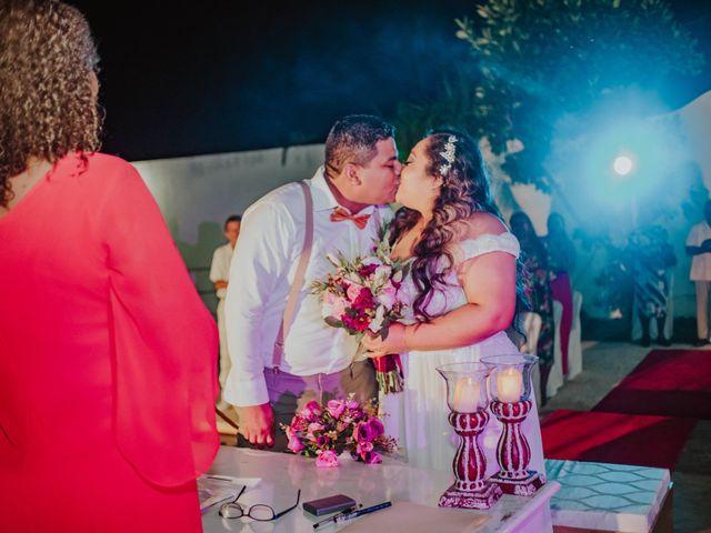 La boda de Karina y Cesar