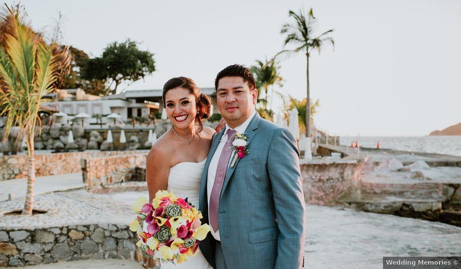 La boda de Irving y Fabiola en Acapulco, Guerrero