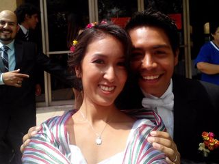 La boda de Barby y Diego