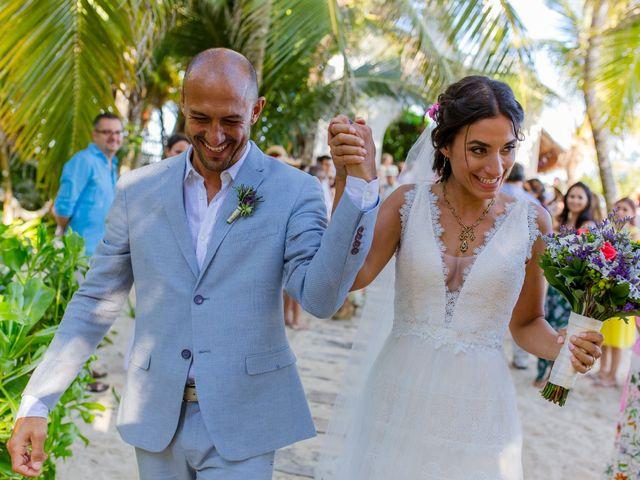 La boda de Shinkari y Gabriel