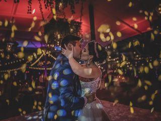 La boda de Irving y Estefanía