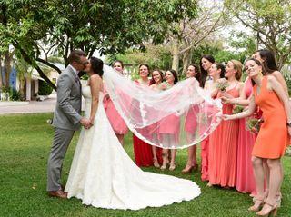 La boda de Ana y Kyle