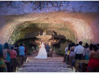 La boda de Adriana  y Josué  1