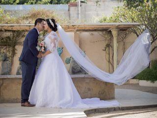 La boda de Magdalena y Andrés
