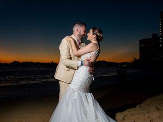 La boda de Elba y Jorge