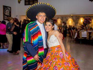 La boda de Gabriela y Óscar