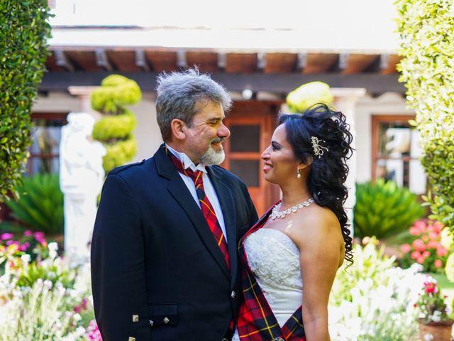 La boda de Araceli y Steve