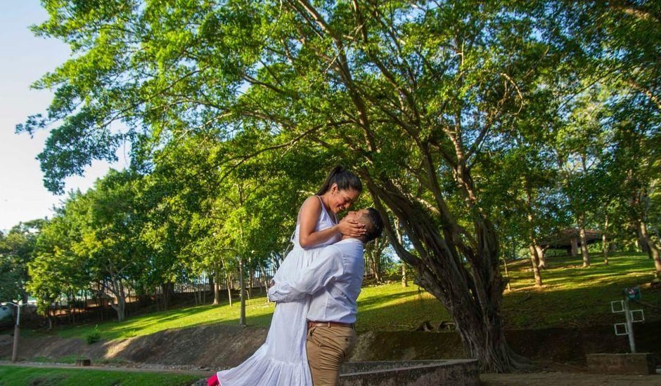 La boda de Henry y Liliana en Cárdenas, Tabasco