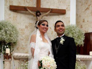 La boda de Odett y Josué 2