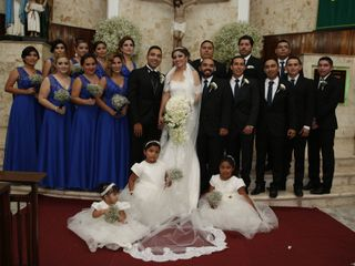 La boda de Odett y Josué 3