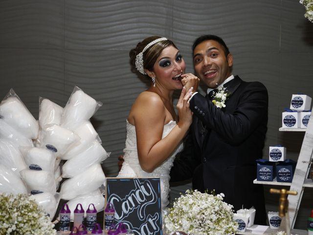 La boda de Odett y Josué