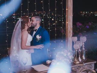 La boda de Daniela y Edilberto