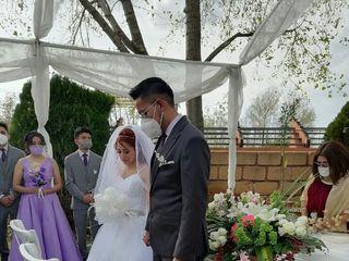 La boda de Karen y Emmanuel 2