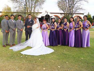 La boda de Karen y Emmanuel
