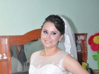 La boda de Claudia  y Eliezer 1