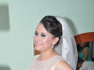 La boda de Claudia  y Eliezer 2