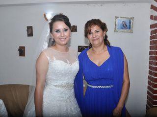 La boda de Claudia  y Eliezer 3