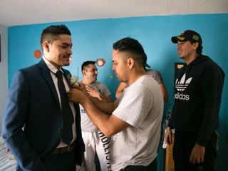 La boda de Maritza y Diego 3