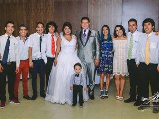 La boda de Daniela y Hector 1