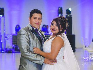 La boda de Daniela y Hector 2