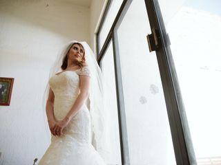 La boda de Danae y Leo 1