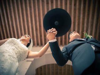 La boda de Kenya  y Fabricio