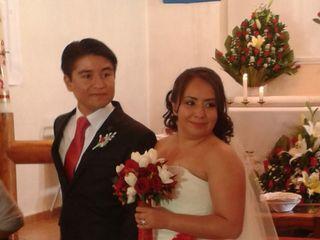 La boda de Blanca y Arturo