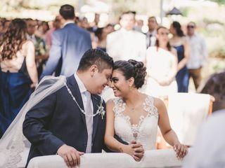La boda de Fernanda y Saúl