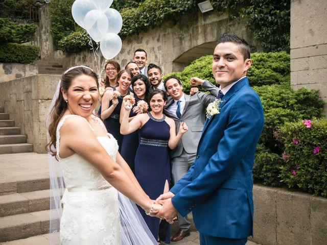 La boda de Maritza y Diego