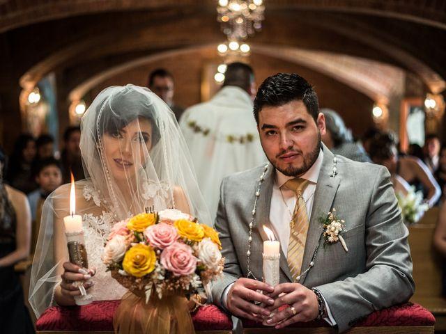 La boda de Erika y Alan