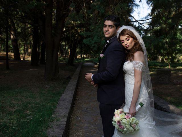 La boda de Danae y Leo